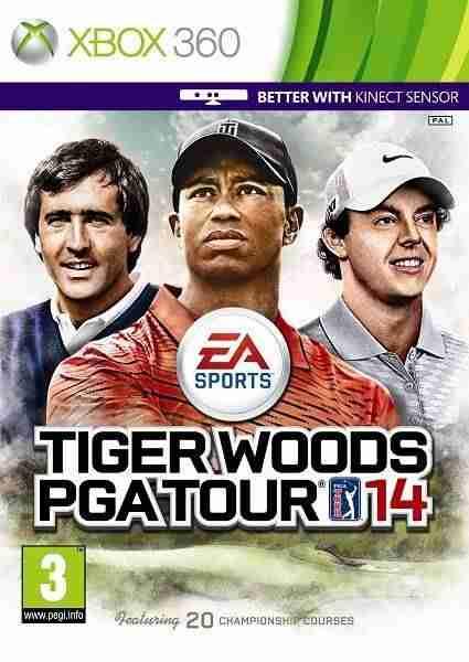 Descargar Tiger Woods PGA Tour 14 Masters Historic Edition [MULTI][Region Free][XDG2][COMPLEX] por Torrent